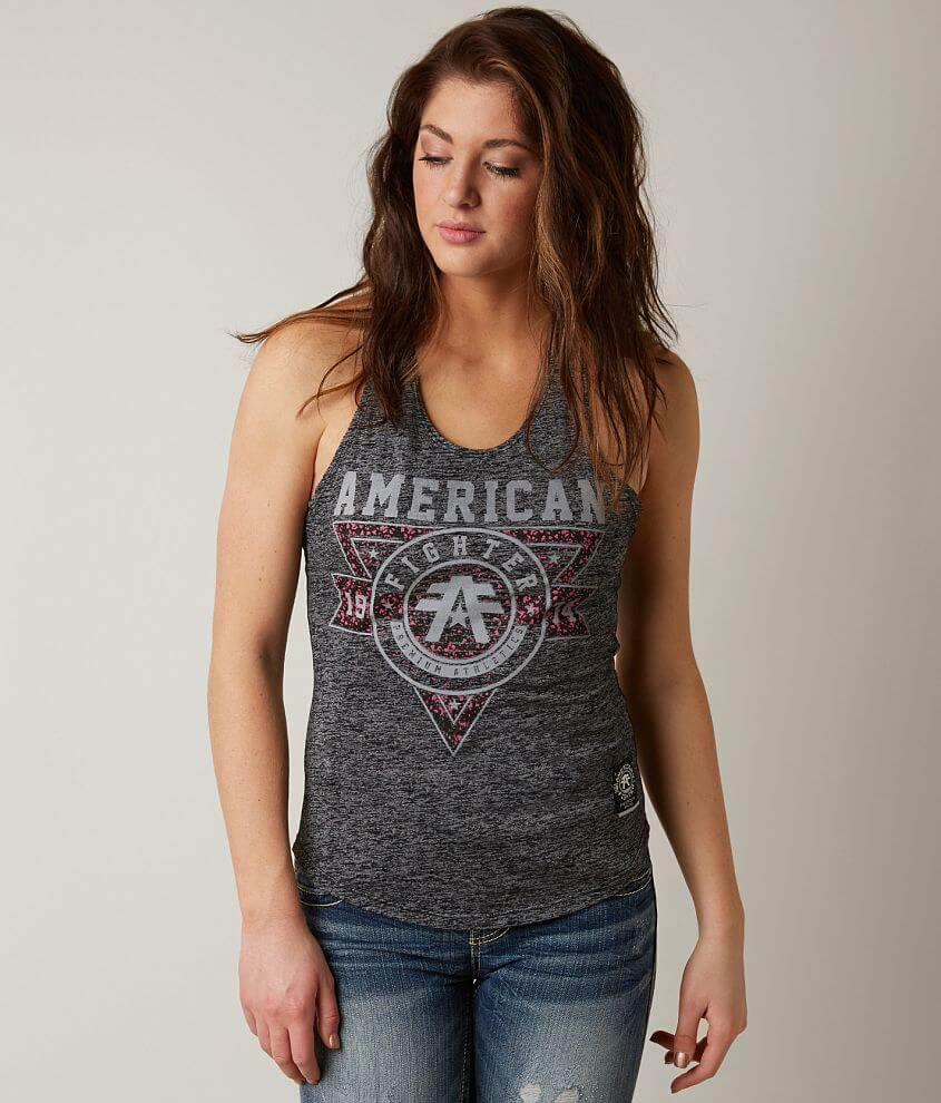 American Fighter Charleston Tank Top front view