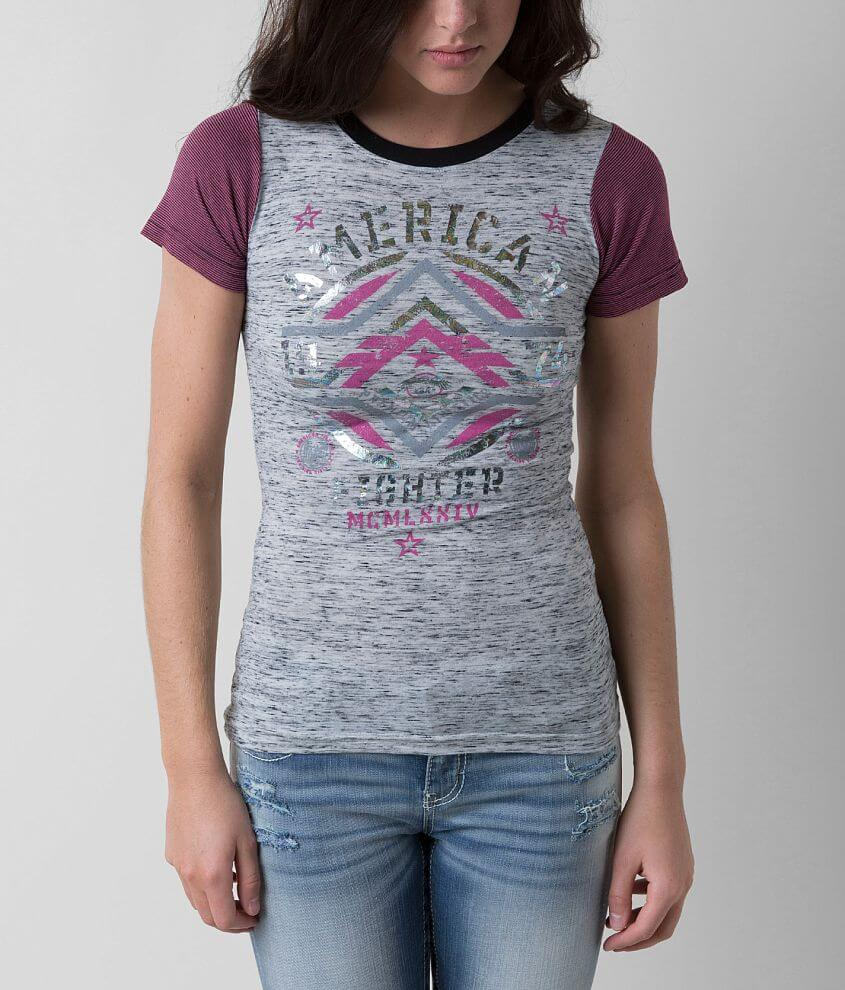 American Fighter Hazelden T-Shirt front view