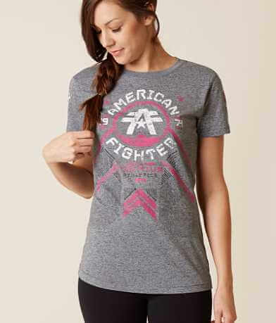 American Fighter Mitchell Tetris T-Shirt
