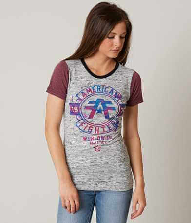American Fighter Silver Lake T-Shirt