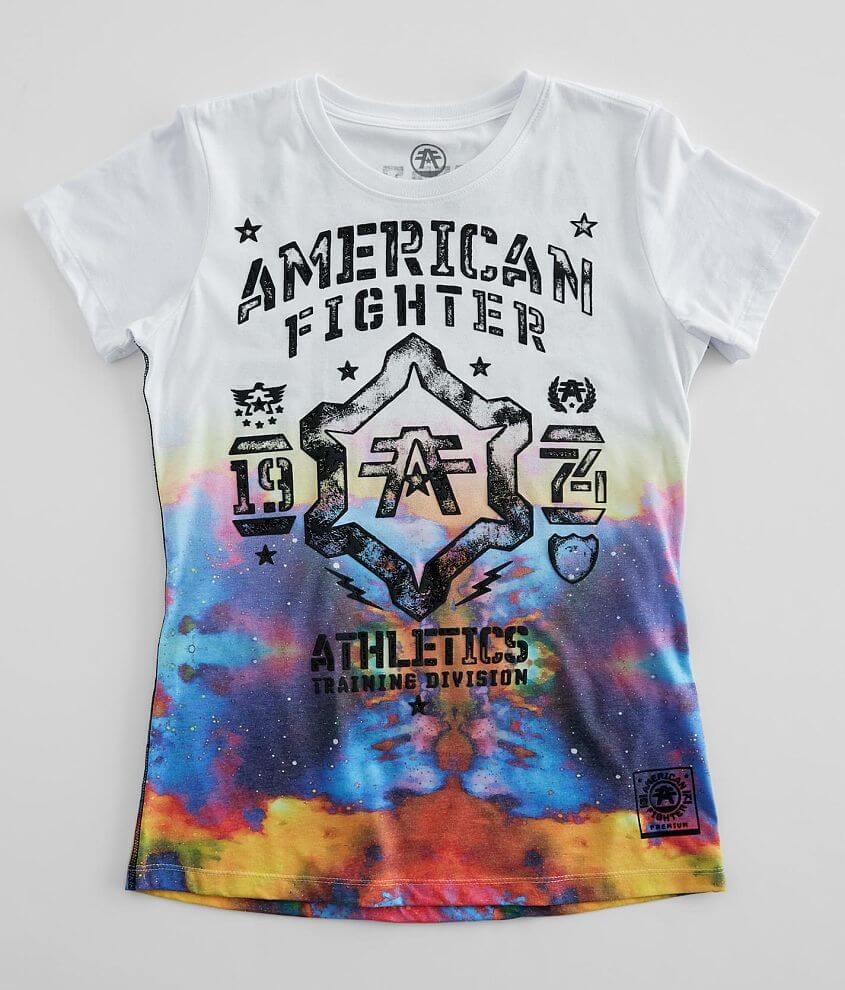 American Fighter Wentworth Artisan T-Shirt front view