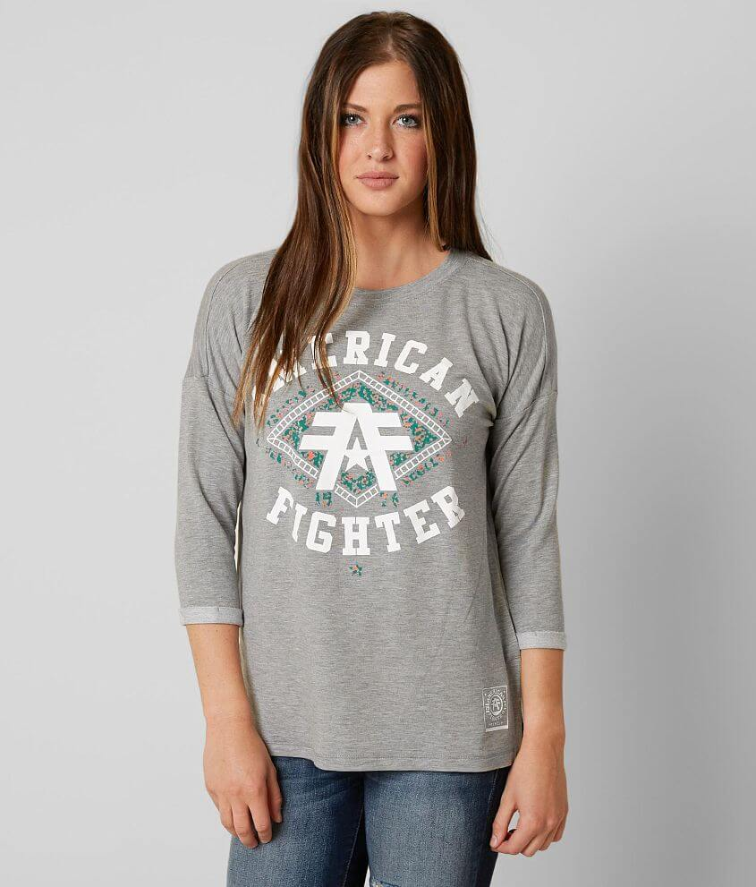 American Fighter Cornell Sweatshirt front view