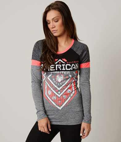 American Fighter North Dakota T-Shirt