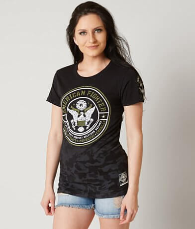 American Fighter Army T-Shirt