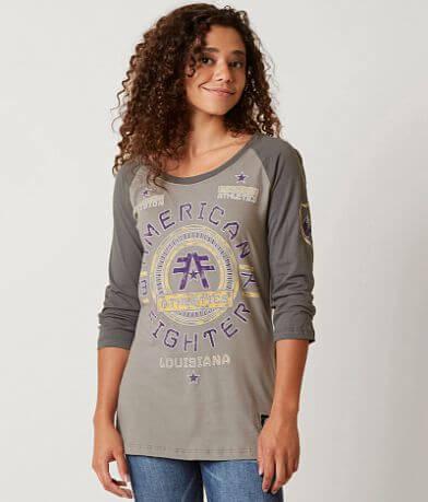 American Fighter Park Ridge Louisiana T-Shirt