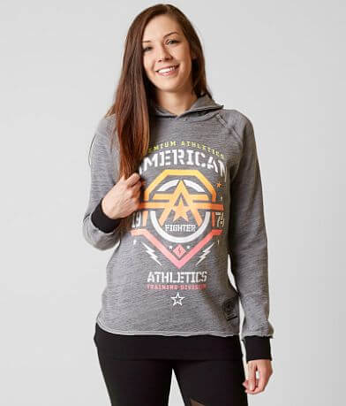 American Fighter New Mexico Hooded Sweatshirt