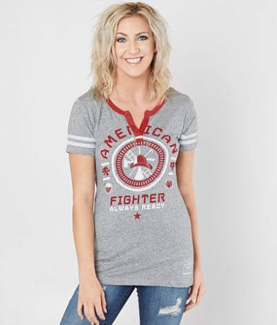 American Fighter Always Ready T-Shirt