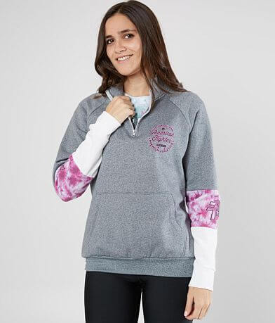 American Fighter Allegiance Quarter Zip Sweatshirt