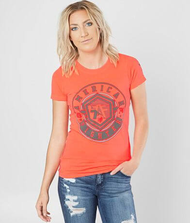 American Fighter Bellbrook Neon T-Shirt