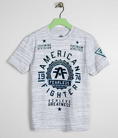 Boys - American Fighter Alexander T-Shirt