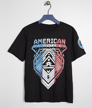 Boys - American Fighter Noble T-Shirt