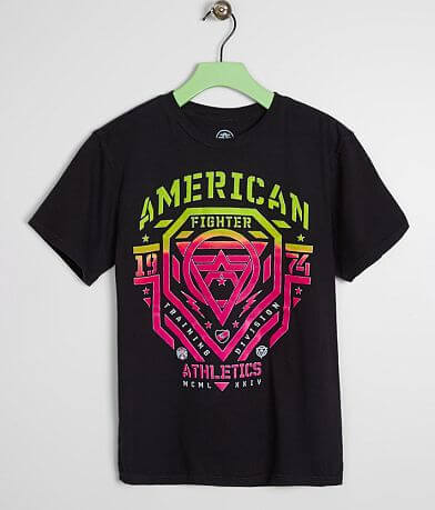 Boys - American Fighter Boswell T-Shirt
