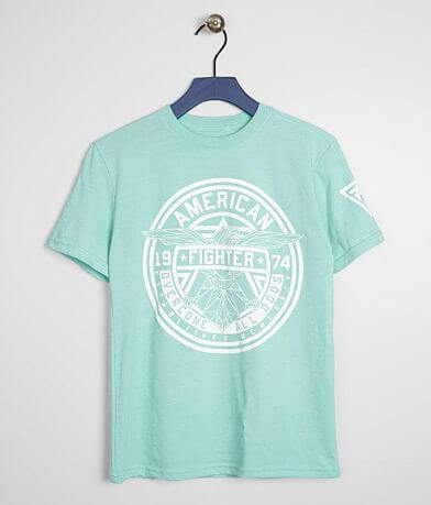 Boys - American Fighter Mapleview T-Shirt