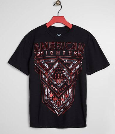 Boys - American Fighter Cisco T-Shirt