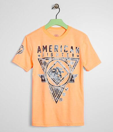 Boys - American Fighter Fisher T-Shirt