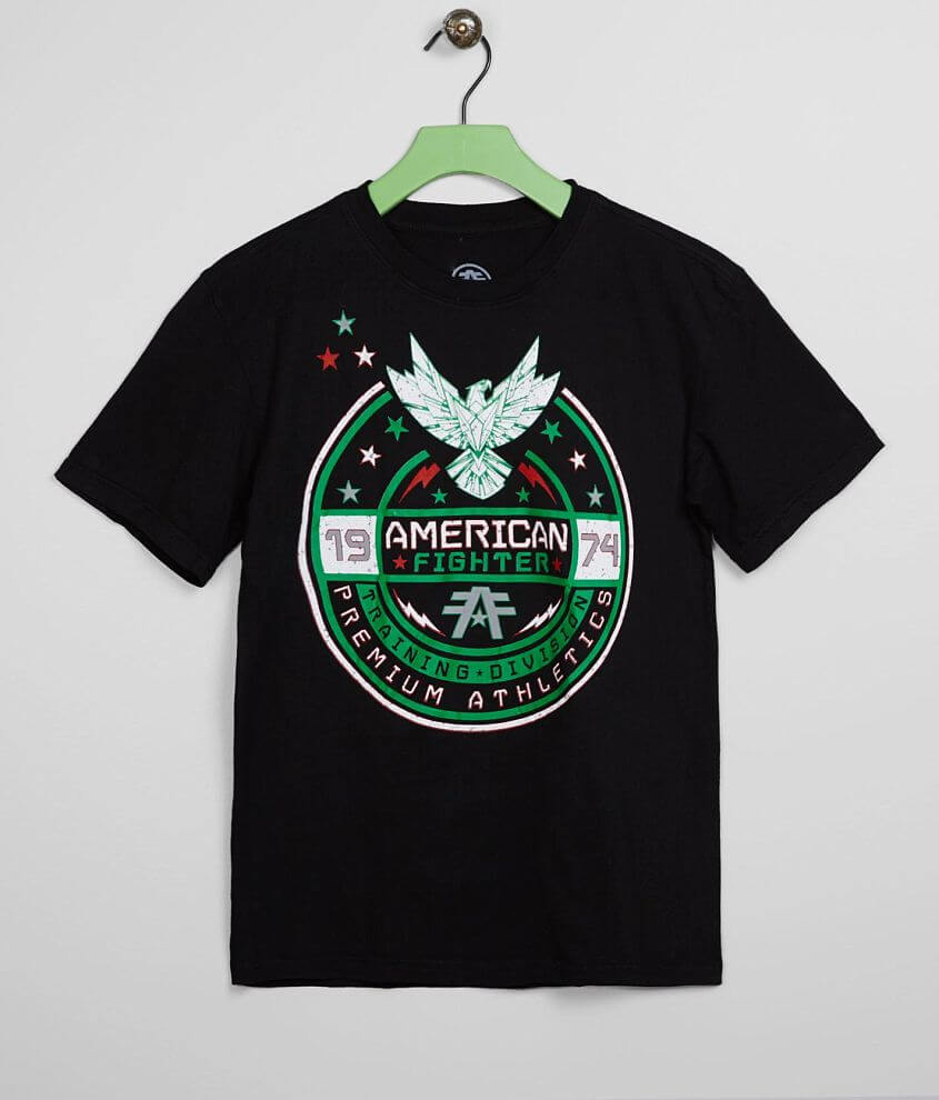 Boys - American Fighter Gentry T-Shirt front view