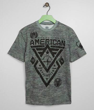 Boys - American Fighter Alaska T-Shirt