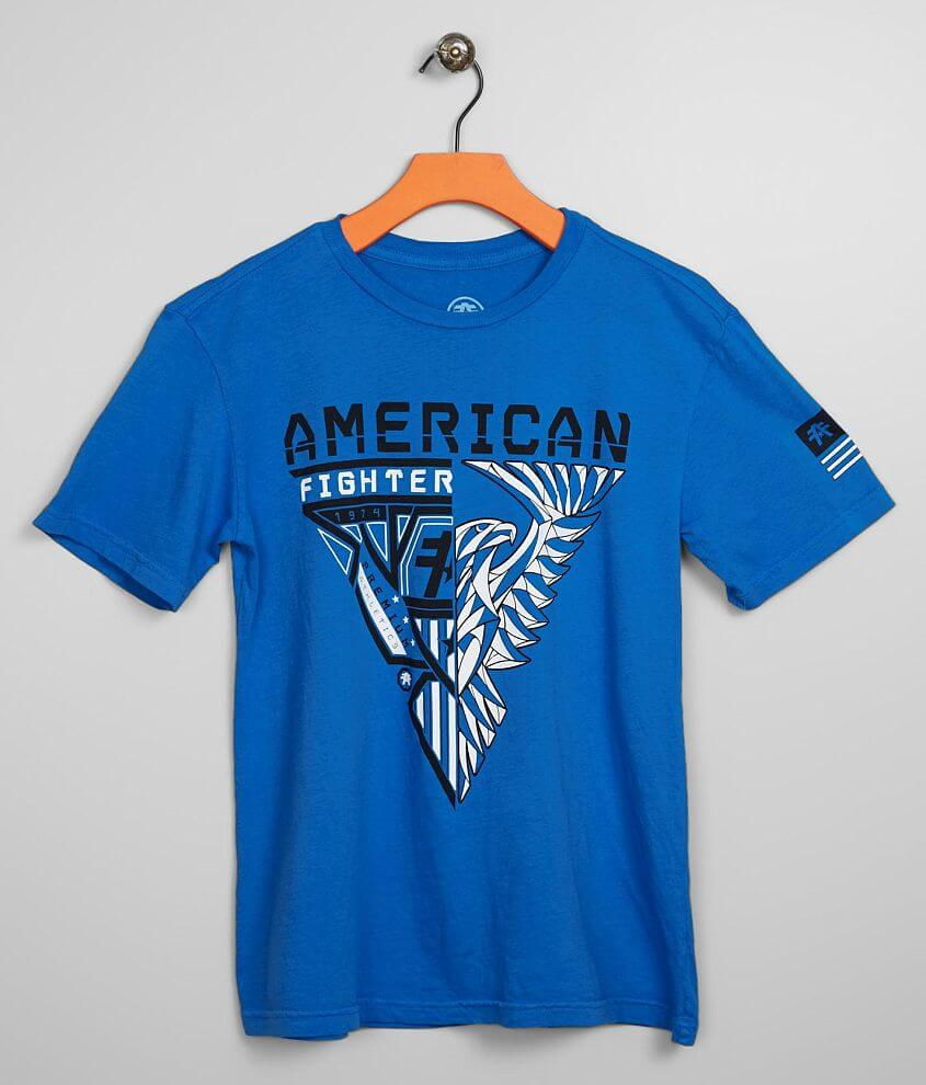 Boys - American Fighter Peyton T-Shirt front view