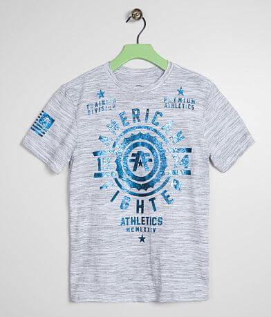 Boys - American Fighter Fair Grove T-Shirt