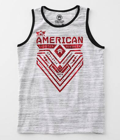 Boys - American Fighter Crystal River Tank Top