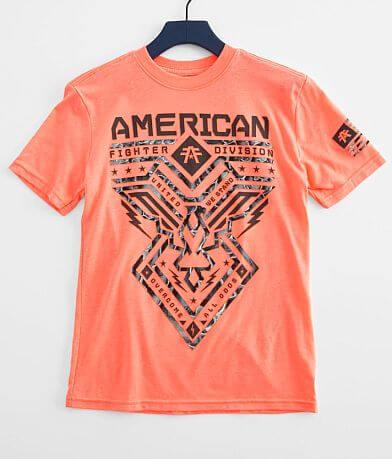Boys - American Fighter Dugger T-Shirt