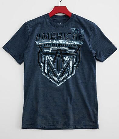 Boys - American Fighter Roberston T-Shirt