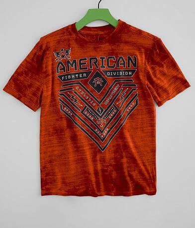 Boys - American Fighter Crystal River T-Shirt