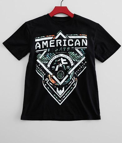Boys - American Fighter Clintwood T-Shirt