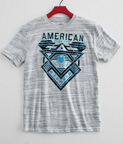 Boys - American Fighter Mountville T-Shirt