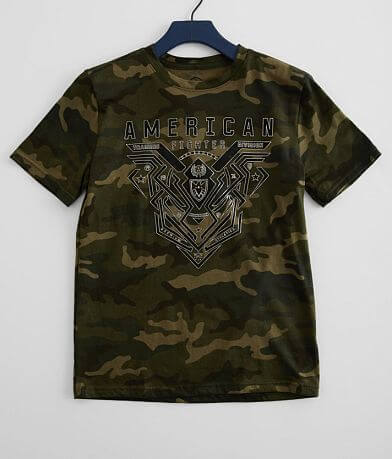 Boys - American Fighter Brimley T-Shirt