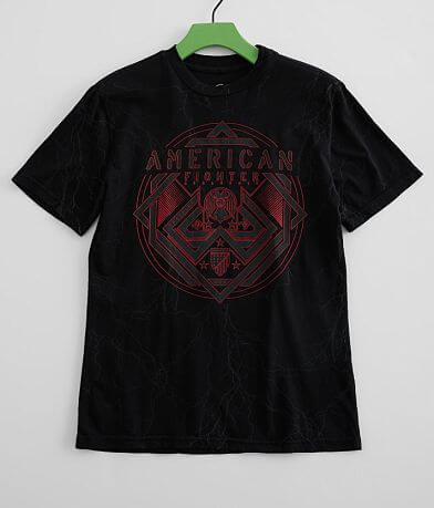 Boys - American Fighter Madera T-Shirt
