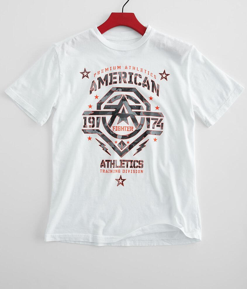 Boys - American Fighter New Mexico T-Shirt front view