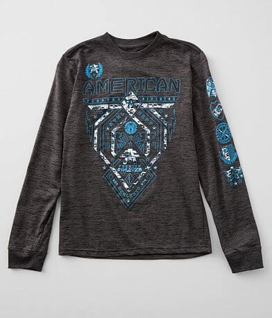 Boys - American Fighter Fairbanks T-Shirt