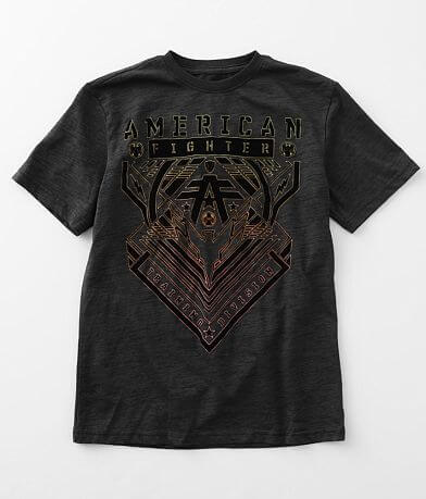 Boys - American Fighter Wardell T-Shirt