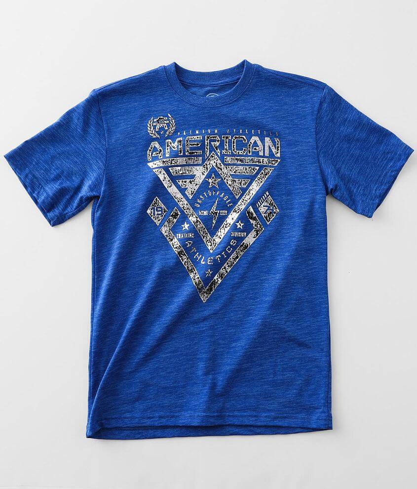 Boys - American Fighter Alaska T-Shirt front view