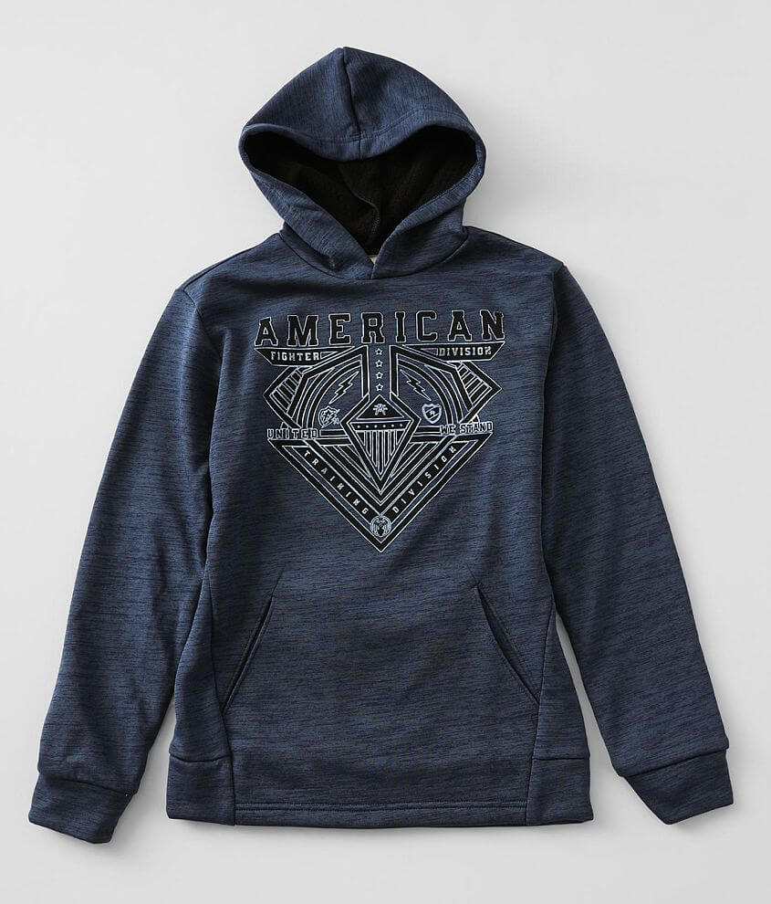 Boys - American Fighter Fairbanks Hoodie front view