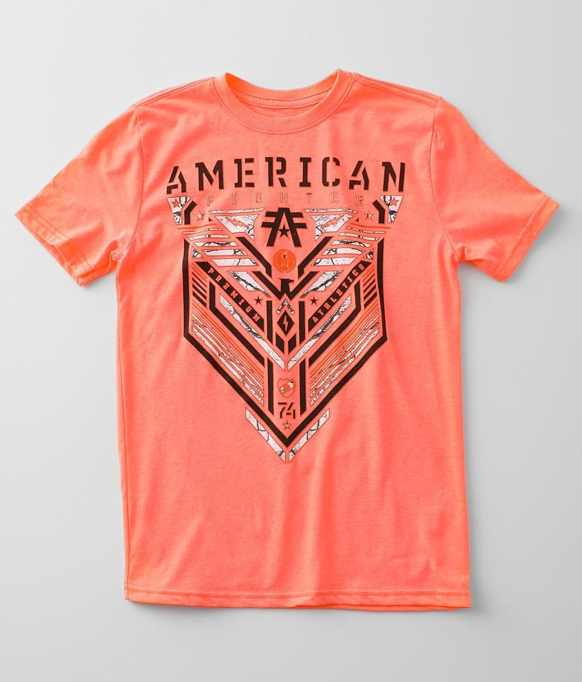 Boys - American Fighter Finley T-Shirt front view