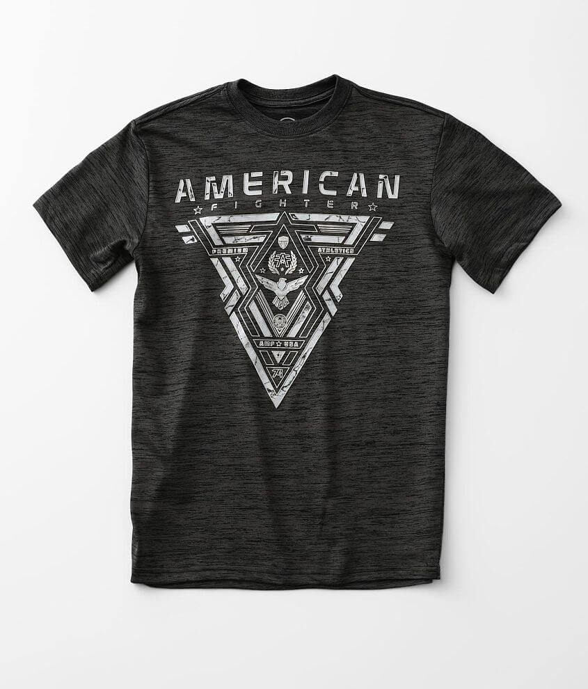 Boys - American Fighter Elmore T-Shirt front view