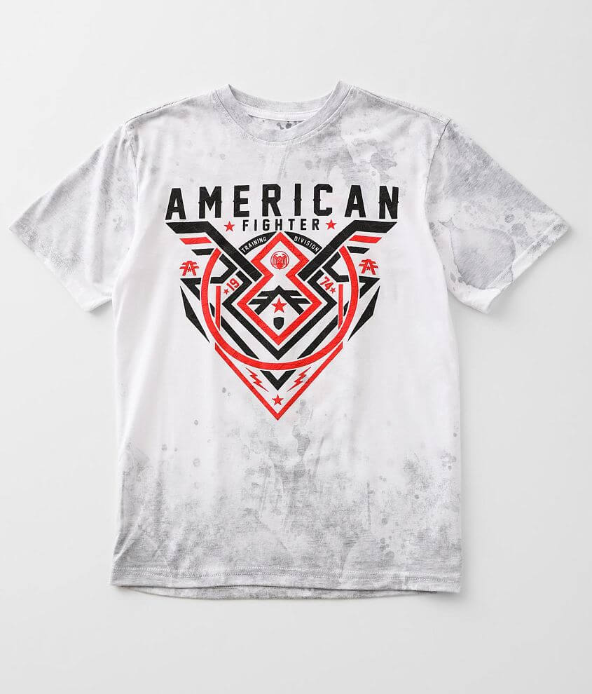 Boys - American Fighter Oakview T-Shirt front view