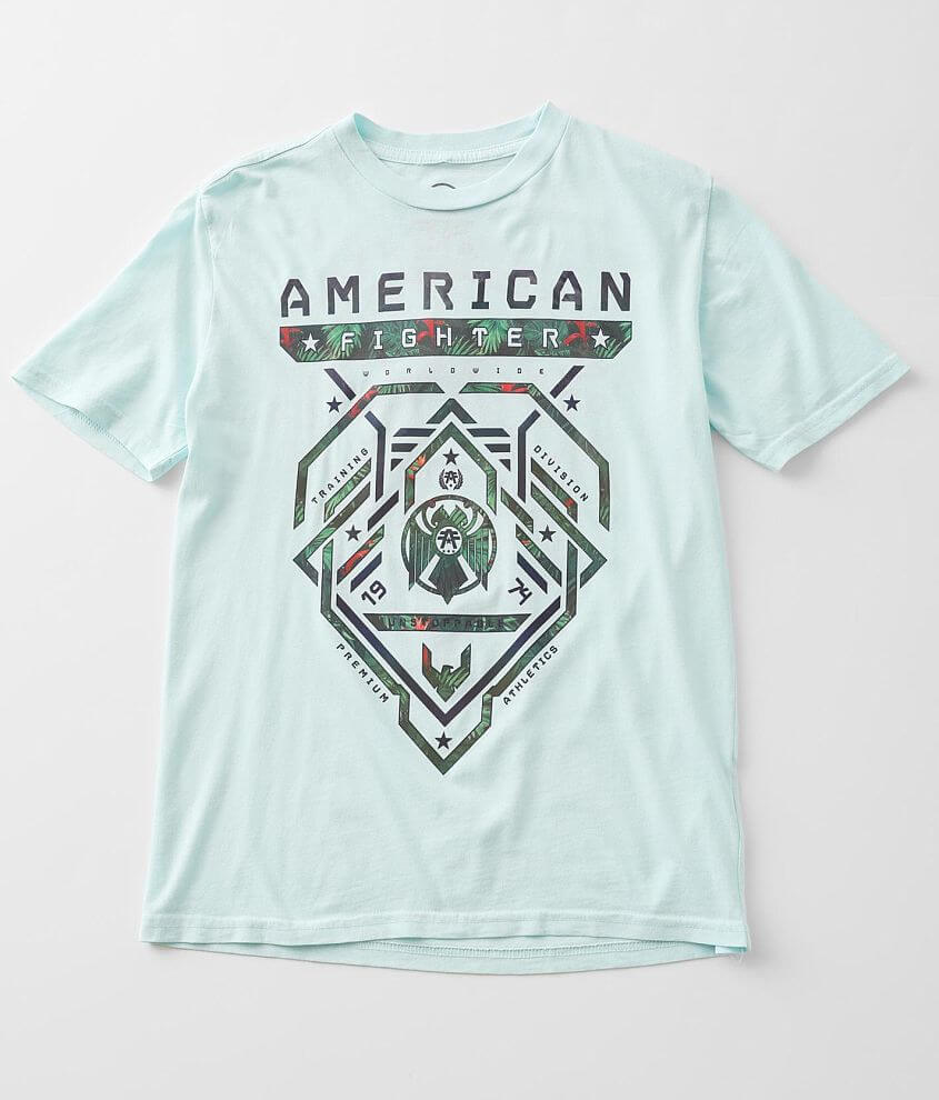 Boys - American Fighter Eldon T-Shirt front view