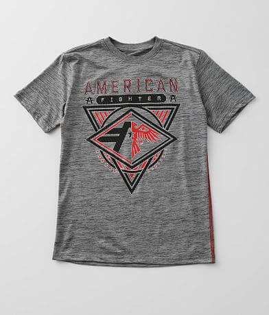Boys - American Fighter Redvale T-Shirt
