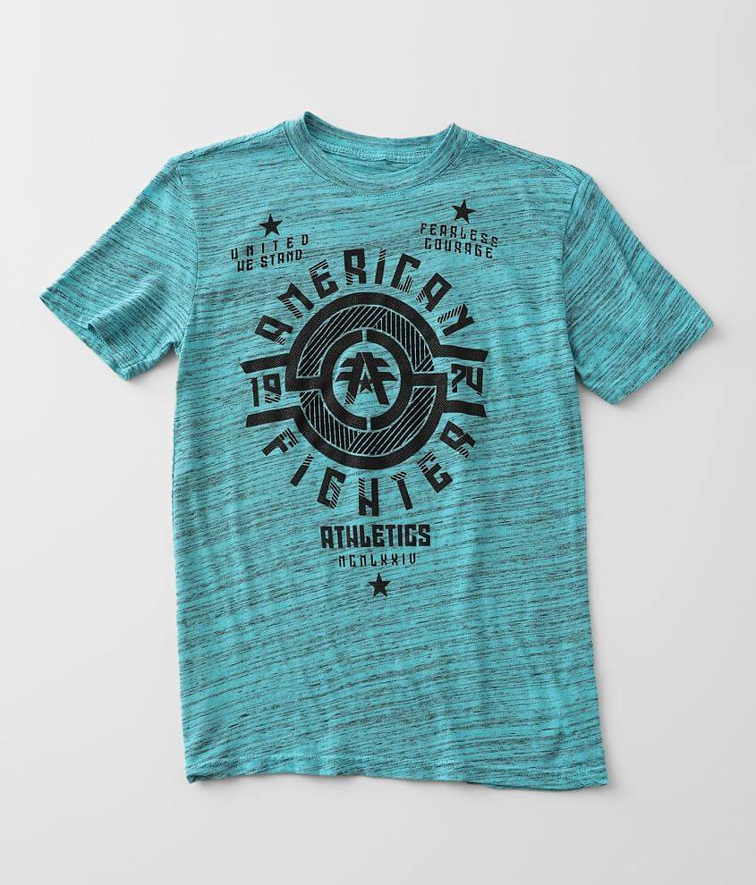 Boys - American Fighter Bellflower T-Shirt front view