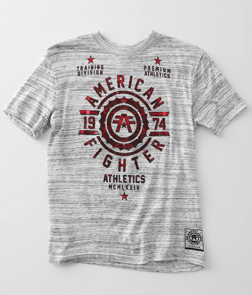 Boys - American Fighter Fair Grove T-Shirt front view