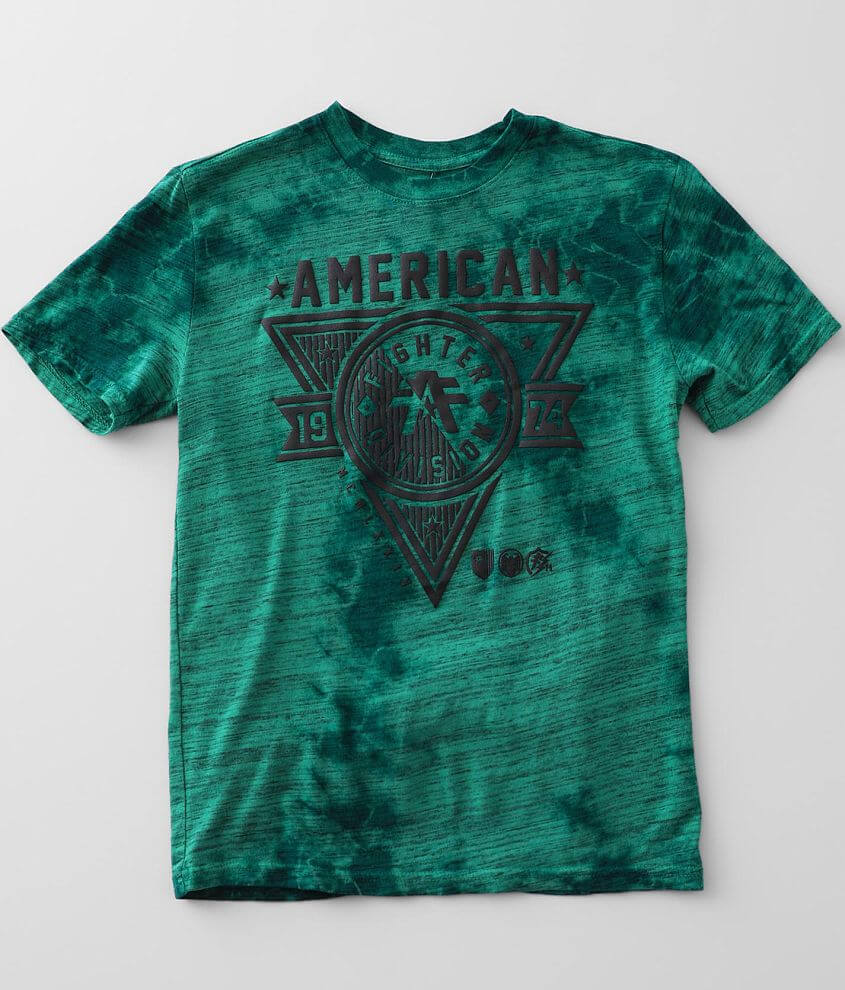 Boys - American Fighter Siena Heights T-Shirt front view