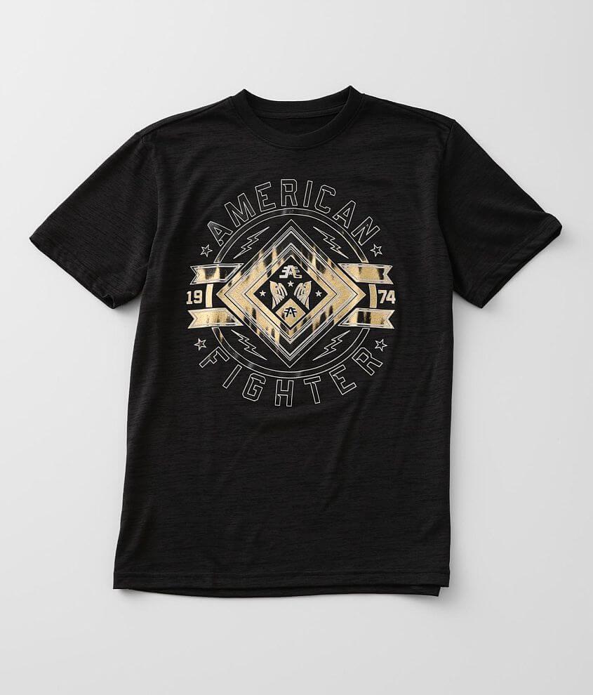 Boys - American Fighter Bridge City T-Shirt front view