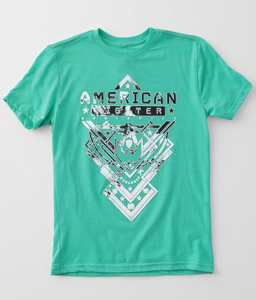 Boys - American Fighter Nantucket T-Shirt front view