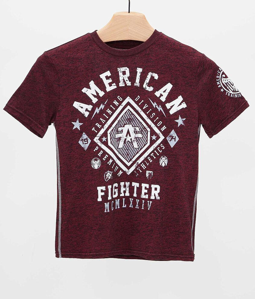 Boys - American Fighter Kendall T-Shirt front view