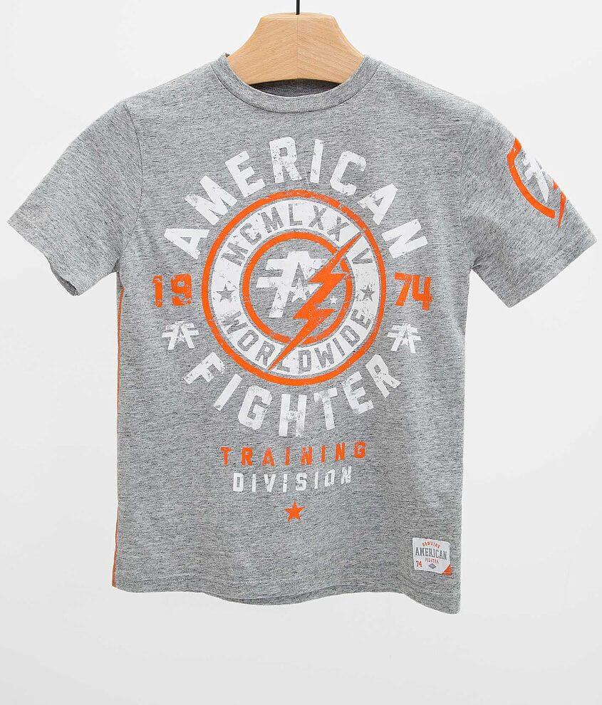 Boys - American Fighter Madison T-Shirt front view