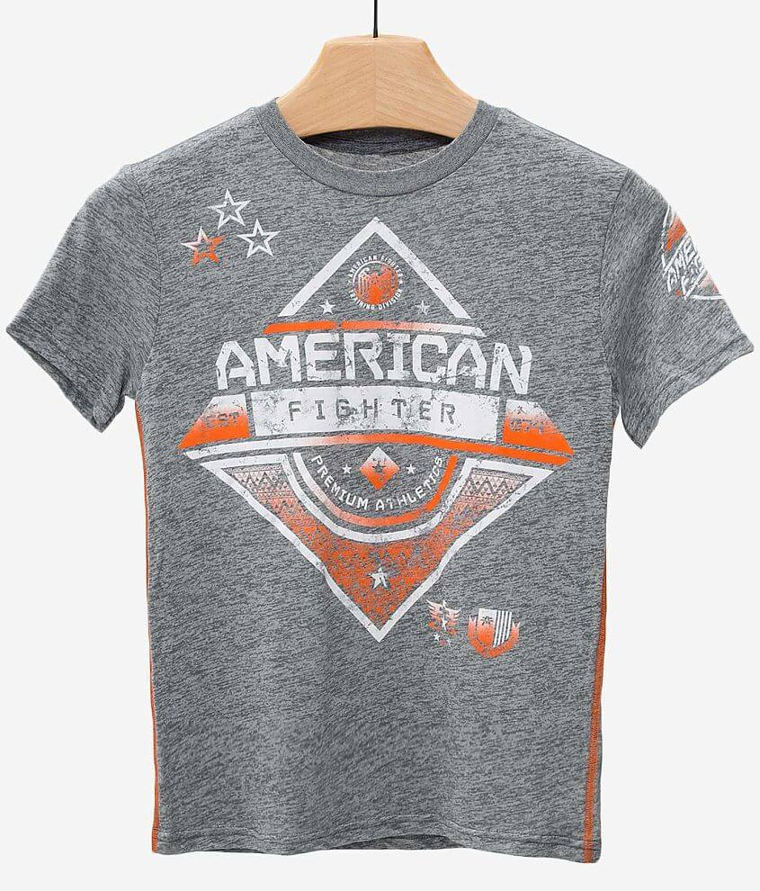 Boys - American Fighter Colby T-Shirt front view