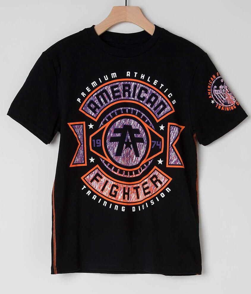 Boys - American Fighter Saybrook T-Shirt front view